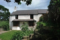 Bryn Dowsi Cottage and link to our cottages page